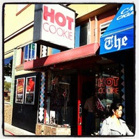 Photo taken at Hot Cookie by Jen R. on 10/21/2011