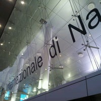 "Photo taken at Naples International Airport ""Ugo Niutta"" (NAP) by Salvatore C. on 8/15/2011"