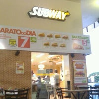 Photo taken at Subway by Bruno T. on 1/25/2012