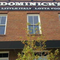 Photo taken at Dominick's Italian Restaurant by D G H. on 12/24/2011
