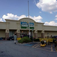 Photo taken at Buford Highway Farmers Market by Sarah K. on 9/13/2011