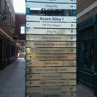 Photo taken at Acorn Alley by Chris S. on 9/3/2012