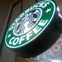 Photo taken at Starbucks Coffee by Pablo R. on 4/22/2012