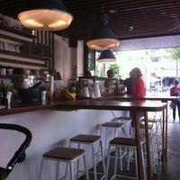 Photo taken at Bondi Picnic by Nick P. on 4/27/2012