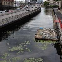 Photo taken at Centralbron by Irina S. on 8/10/2012