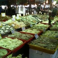 Photo taken at Talaythai Market by Mettie S. on 4/9/2012