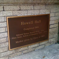 Photo taken at Howell Hall by Michael A. on 9/22/2011