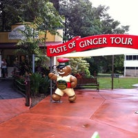 Photo taken at Buderim Ginger Factory by David R. on 8/27/2011
