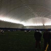 Photo taken at Vadnais Sports Center by Matt H. on 2/18/2012