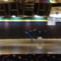 Photo taken at Rivergate Skate Center by Jerry H. on 12/31/2011