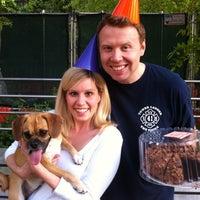 Photo taken at Sirius Dog Run by James M. on 5/14/2011