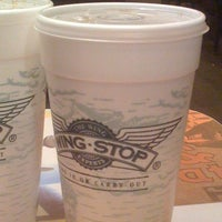 Photo taken at Wingstop by Kristi S. on 11/19/2011