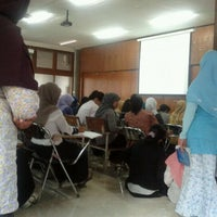 Photo taken at RK 2 FK UNS by Asih K. on 9/30/2011
