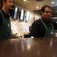 Photo taken at Starbucks by Christopher H. on 10/17/2011