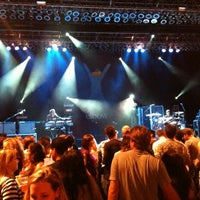 Photo taken at The Greek Theatre by Aaron N. on 10/2/2011