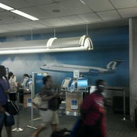 Photo taken at AirTran Ticket Counter by Robert S. on 7/1/2012
