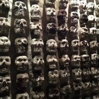 Foto tomada en Museo del Templo Mayor por Amina F. el 4/21/2012