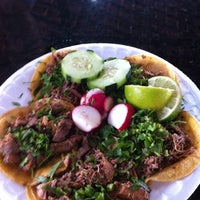 Photo taken at Taquitos West Ave. by Ernesto F. on 7/19/2012