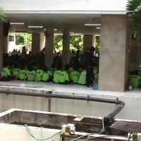 Photo taken at Faculty of Agriculture, Natural Resources and Environment by อ้ายถึก ฮ. on 5/29/2012