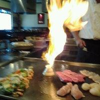 Photo taken at Kyoto Japanese Steak & Sushi by Johnna R. on 4/8/2012