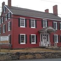 Photo taken at Historic McGarrahs Inn by David R. on 3/22/2012