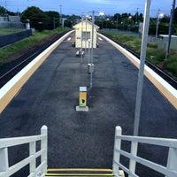 Photo taken at Wynnum Railway Station by Darren B. on 2/23/2012