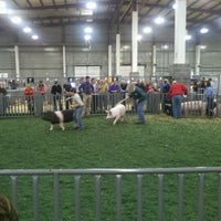Photo taken at American Royal Complex by Beth G. on 10/23/2011