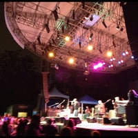 Photo taken at Central Park SummerStage by Jeff M. on 6/6/2012