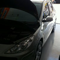 Photo taken at Posto Ipiranga by Carlos M. on 8/11/2012