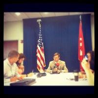 Photo taken at US Embassy by Sofiane C. on 6/28/2012