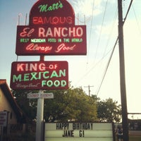 Photo taken at Matt's El Rancho by Joanna Q. on 7/3/2012