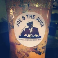 Photo taken at Joe & The Juice by Zhanel S. on 11/2/2011