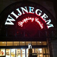 Photo taken at Wijnegem Shopping Center by Kelly P. on 1/25/2012