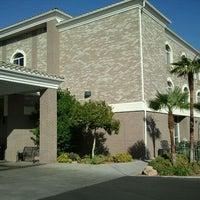 Photo taken at Best Western Plus Abbey Inn by Jeff L. on 10/26/2011