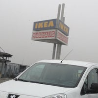 Photo taken at IKEA by Christian S. on 11/6/2011