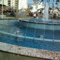 Foto tirada no(a) Praça do Sesquicentenário de Brusque por Itamar F. em 3/24/2012