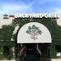 Photo taken at The Backyard Grill by Fred S. on 11/13/2011