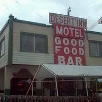 Photo taken at Desert Inn Bar & Restaurant by Sabrina C. on 12/11/2011