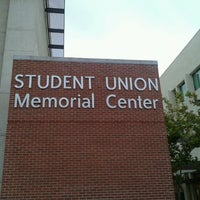 Photo taken at Student Union Memorial Center (SUMC) by Utkucan A. on 9/6/2012