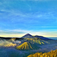 Photo taken at Mount Bromo by ccw81 on 6/4/2012