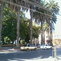 Photo taken at Plaza de Armas by Victor N. on 3/4/2012