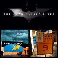 Photo taken at Galaxy Cinemas Lethbridge by Zac E. on 7/21/2012