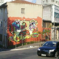 Photo taken at Rua Major Diogo by Pitife R. on 5/6/2012