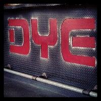 Photo taken at DYE Salon by Mathew B. on 6/6/2012