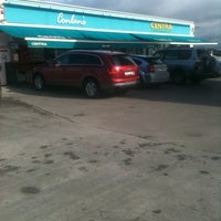 Photo taken at Texaco Conlan's Centra Service Station by Carl M. on 8/11/2011