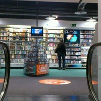 Photo taken at Fnac by Teresa S. on 12/15/2011