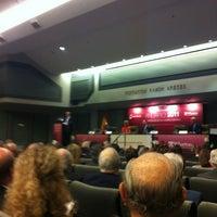 Photo taken at Fundacion Ramon Areces by Armando P. on 1/20/2012