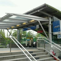 Photo taken at MRT Chatuchak Park (CHA) by Tho on 5/26/2012