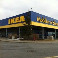 Photo taken at IKEA by Patrick O. on 2/18/2012