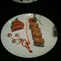 Photo taken at Fuji Sushi & Steak House by Eddy N. on 5/24/2011